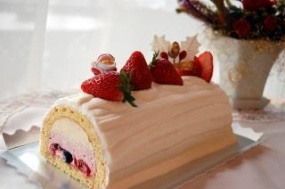 クリスマスケーキ2015から遡って10数年分一挙公開~^^_e0071324_19042226.jpg