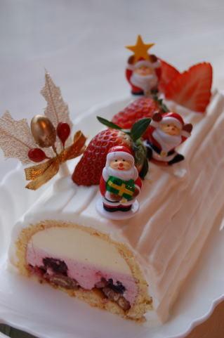 クリスマスケーキ2015から遡って10数年分一挙公開~^^_e0071324_19045078.jpg