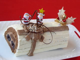 クリスマスケーキ2015から遡って10数年分一挙公開~^^_e0071324_19060479.jpg