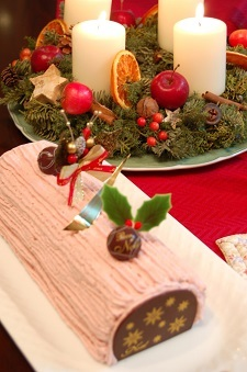 クリスマスケーキ2015から遡って10数年分一挙公開~^^_e0071324_19065444.jpg