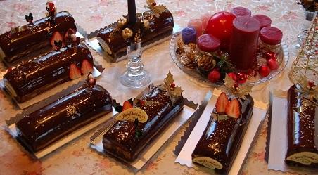クリスマスケーキ2015から遡って10数年分一挙公開~^^_e0071324_19091946.jpg