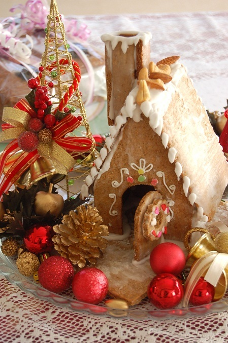 クリスマスケーキ2015から遡って10数年分一挙公開~^^_e0071324_19115257.jpg