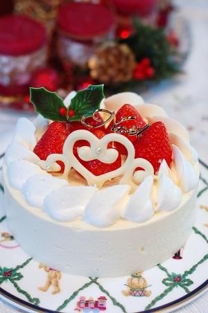 クリスマスケーキ2015から遡って10数年分一挙公開~^^_e0071324_19142588.jpg