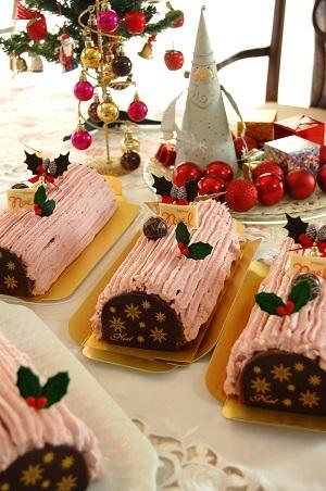 クリスマスケーキ2015から遡って10数年分一挙公開~^^_e0071324_19150196.jpg