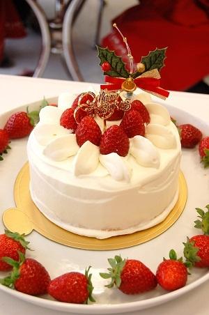 クリスマスケーキ2015から遡って10数年分一挙公開~^^_e0071324_19151744.jpg