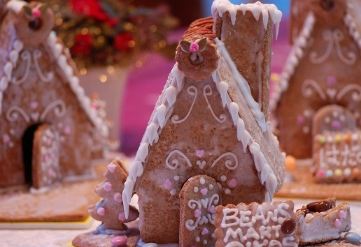 クリスマスケーキ2015から遡って10数年分一挙公開~^^_e0071324_19155268.jpg