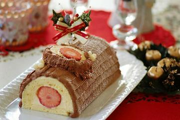 クリスマスケーキ2015から遡って10数年分一挙公開~^^_e0071324_19162499.jpg