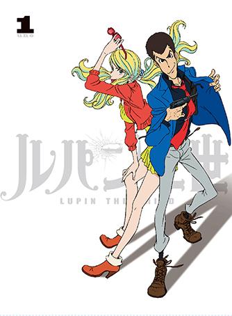 「ルパン三世 PART IV」:BD & DVD ジャケットデザイン_f0233625_19182288.jpg