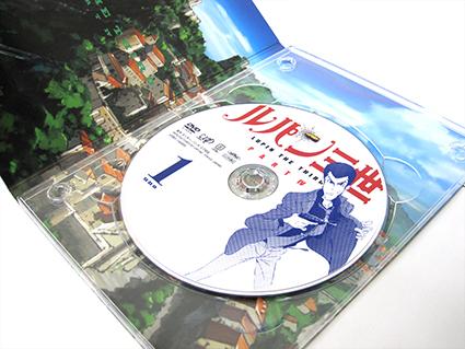 「ルパン三世 PART IV」:BD & DVD ジャケットデザイン_f0233625_19183286.jpg