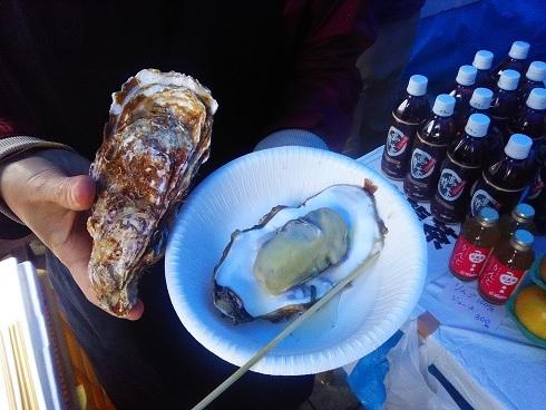 岩手の山葡萄、りんご、牡蠣を味わってきました_a0165546_23155288.jpg