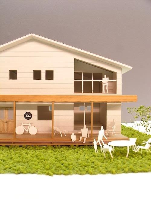 更新!!けいかく中「Johnson House」模型編_f0324766_14245609.jpg