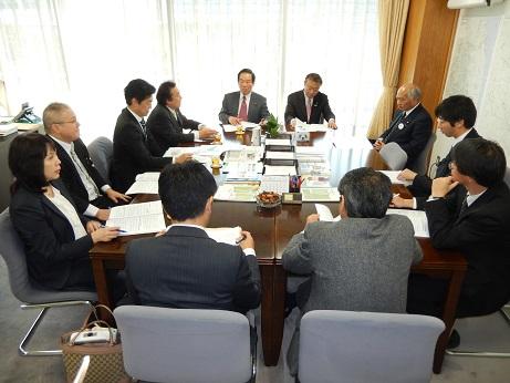 2016.12.2 双葉町長からの要望_a0255967_17314730.jpg