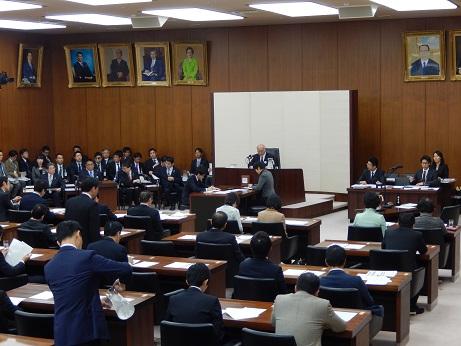 2016.12.8 東日本大震災復興特別委員会を開会_a0255967_17463769.jpg
