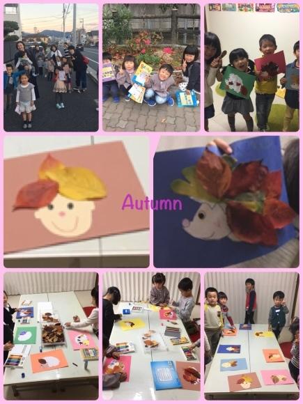 Autumn scavenger hunt 🍁 Kindy_a0285570_20171037.jpg