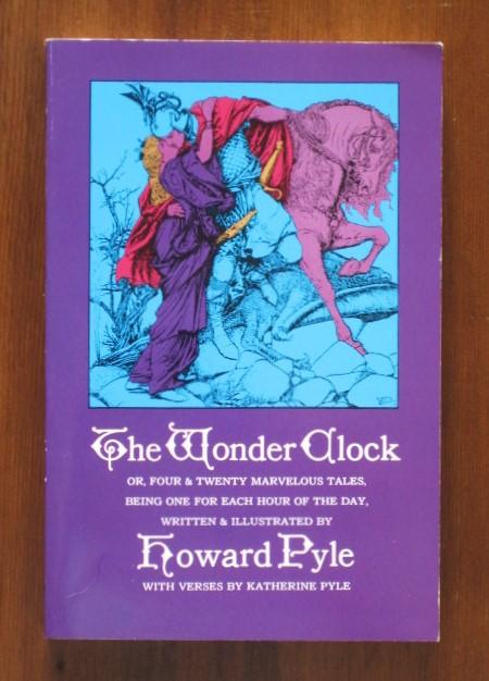 Book:ハワード・パイル:The Wonder Clock_c0084183_10474593.jpg