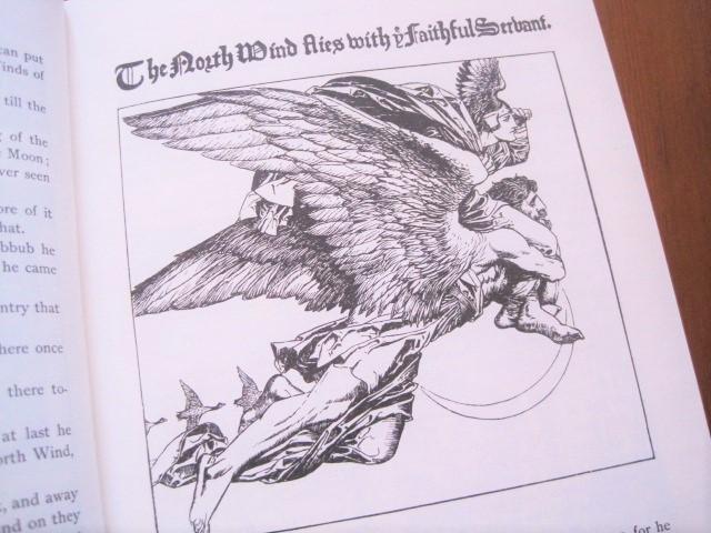 Book:ハワード・パイル:The Wonder Clock_c0084183_12384473.jpg
