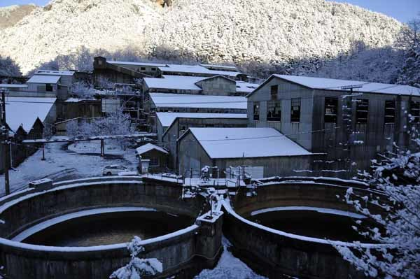 雪の選鉱所_f0173596_19404641.jpg