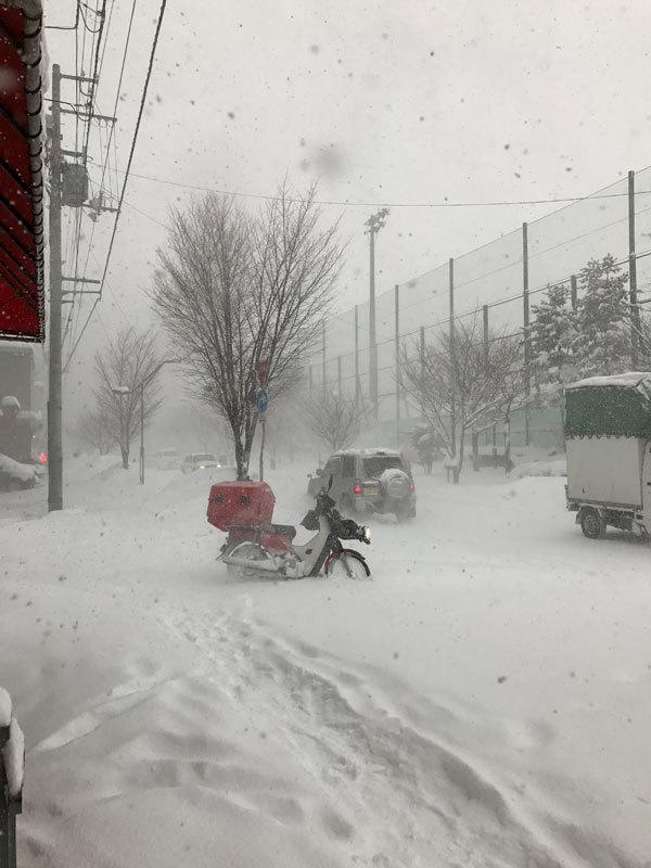 日中は吹雪いてました_f0234423_21141027.jpg
