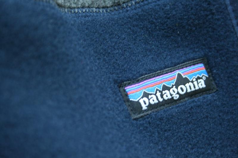 第3332回 Patagoniaのスタンダード。_f0366424_12172988.jpg