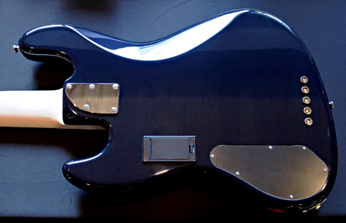 小椋さんオーダーの「Modern 5 JJ-Bass」が完成!!!_e0053731_16352533.jpg