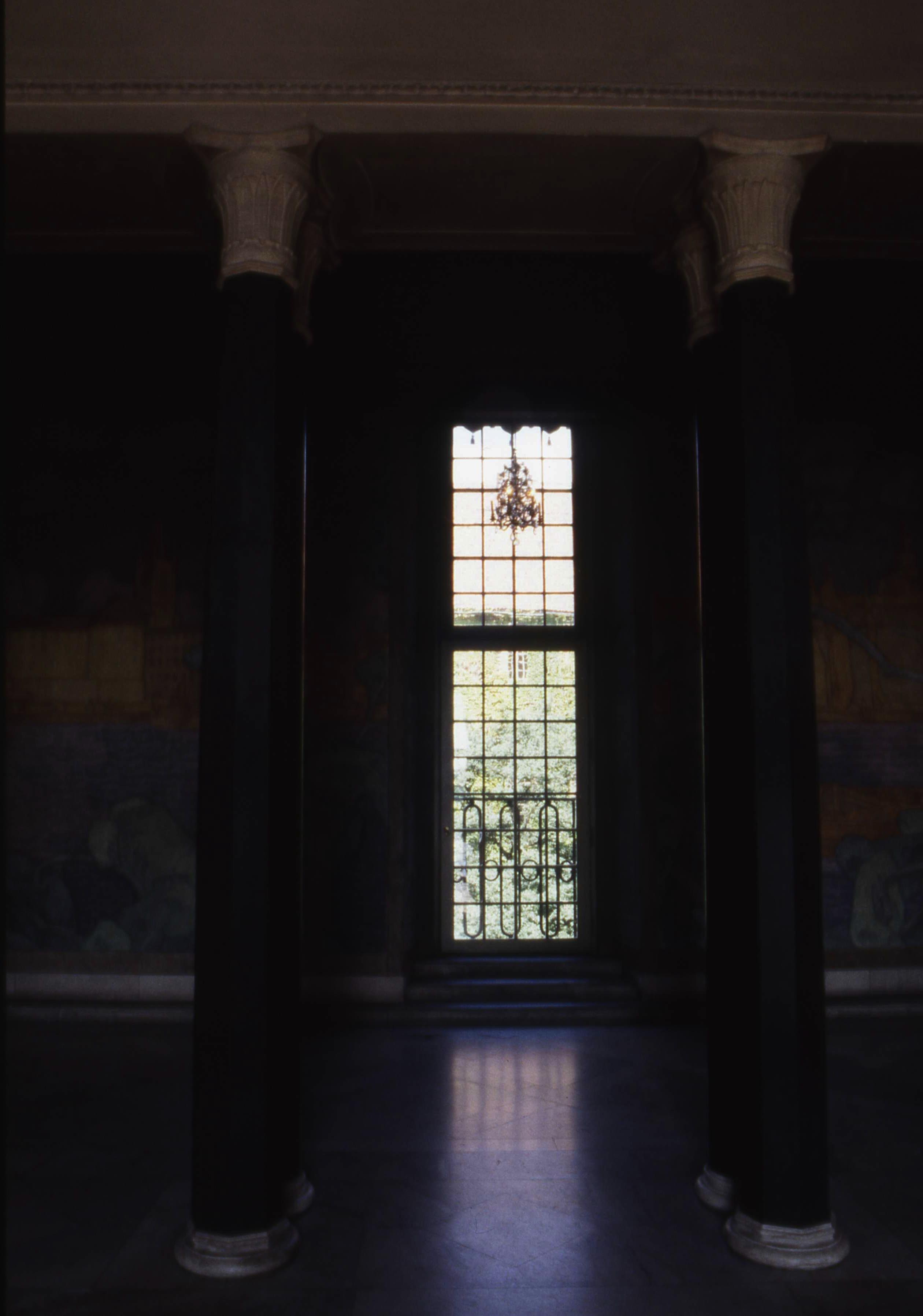 ノーベル賞晩餐会会場・・美しい建築です。_c0070136_16152003.jpg