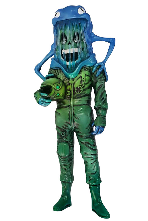 The Astronaut (Blue-Green edition) by Alex Pardee_e0118156_1625964.jpg