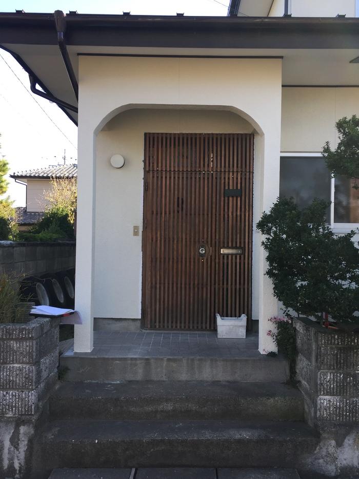 玄関ドア製作_d0332870_854753.jpg