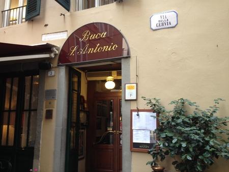 ルッカの老舗のレストランでランチ_a0136671_283856.jpg