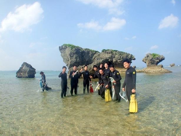 透明度抜群のビーチとクマノミいっぱいのボートポイント☆_a0156273_16565639.jpg