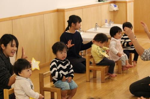 乳児クラス フェスティバル_f0327175_16541018.jpg