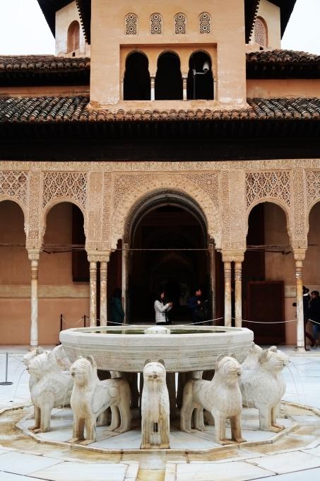 スペイン旅 2016  アルハンブラ宮殿_d0353281_22420597.jpg