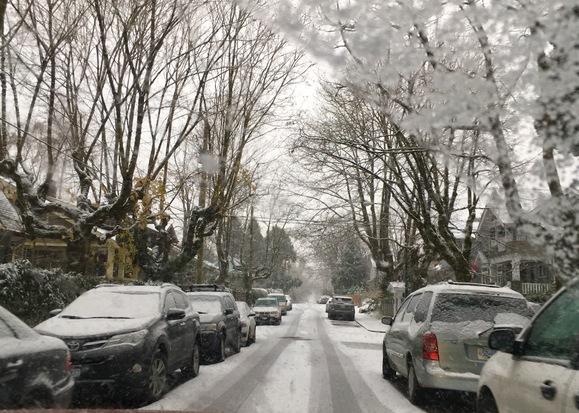 雪景色のバンクーバー_d0129786_16565497.jpg