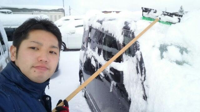 12月11日(日)TOMMYアウトレット☆大雪!ワカブログ★自社ローン♪_b0127002_17323044.jpg