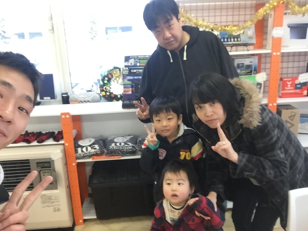 12月11日(日)TOMMYアウトレット☆大雪!ワカブログ★自社ローン♪_b0127002_17474043.jpg