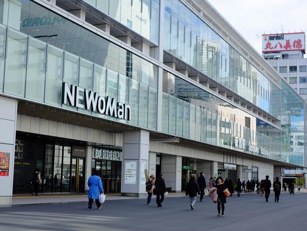 「新宿NEWoMAN(ニュウマン) ROSEMARY\'S TOKYOのパスタランチ」_a0000029_18392352.jpg
