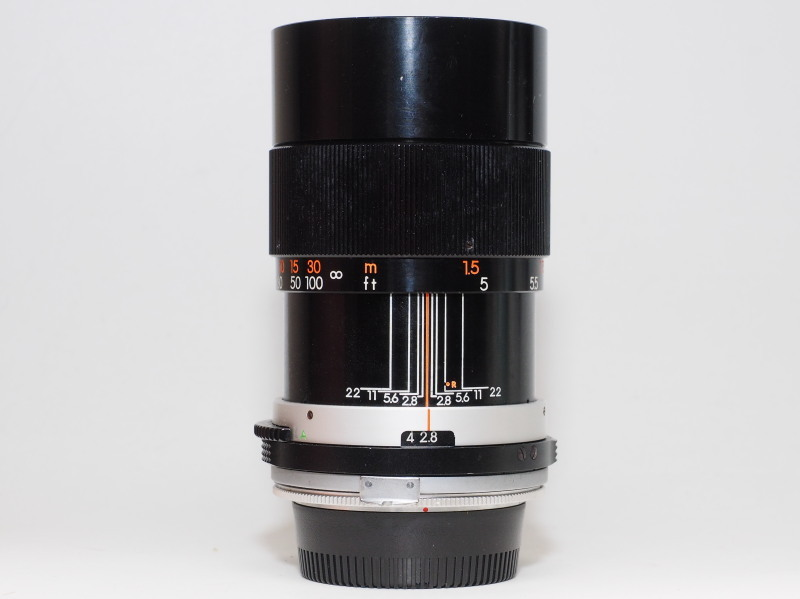 Auto Tamron 135mm F2.8  モデル名:JSG-28AU_c0109833_16481482.jpg
