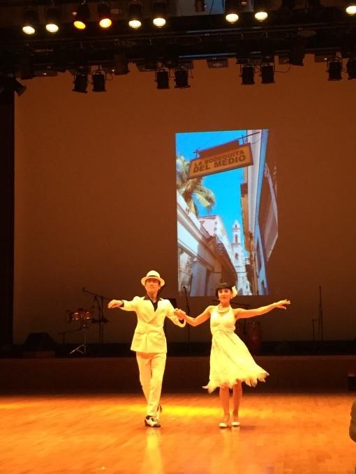 まるで家族のような(1) #キューバ音楽 #ソン #フォッカッチャ #キューバダンス #福岡 #みらいホール #カシーノ #エンパナーダ_a0103940_09463264.jpg