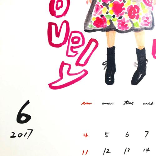 本日12/11最終日!『5inch & megumi murakami Christamas Exhibition』2017年のラッキーを呼び込もう_a0017350_04302658.jpg