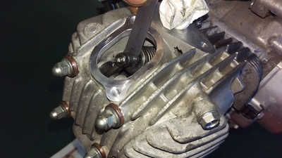 スーパーカブ エンジン修理_e0114857_17394268.jpg