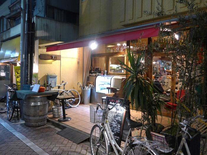 高円寺「T26 ティニーロ」へ行く。_f0232060_12283359.jpg