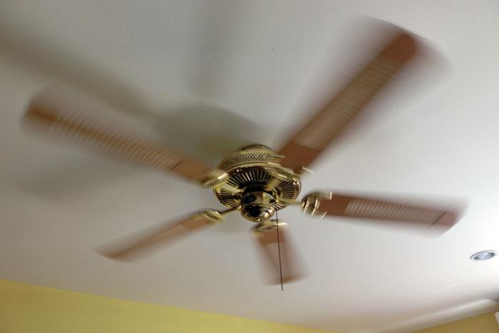 Ceiling fan_b0131470_2122084.jpg