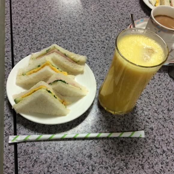 喫茶小町にてws_c0192970_20371816.jpg