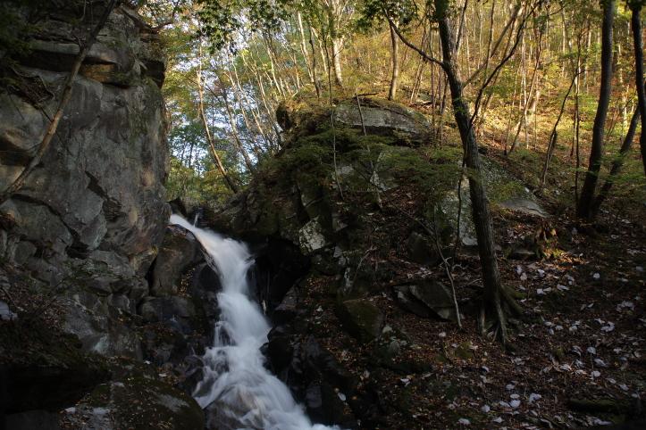 矢祭町 滝川渓谷の紅葉 ラスト_e0165983_814158.jpg