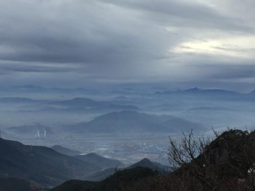 ワッタガッタ大邱 ⑰ピスル山へ登りました!_a0140305_04024943.jpg