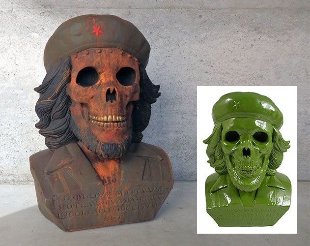 Dead Che Bust by DrilOne_e0118156_2114351.jpg