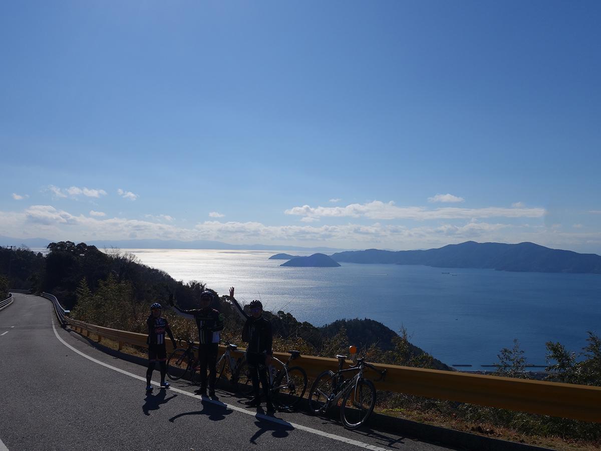 1月9日(月祝)「voyAge touring \'the tour of 上関&周防大島 bourgeois liner\' 125.2」_c0351373_13372096.jpg