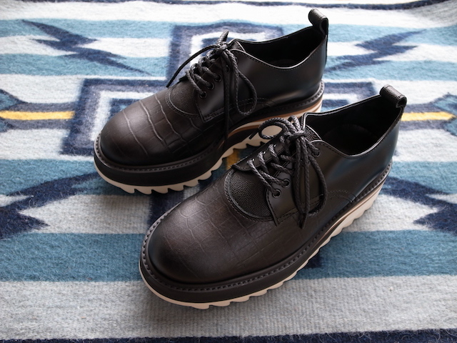 NEW ARRIVAL! HENDER SCHEME(エンダースキーマ) MILLS BLACK:SORRY,SOLD OUT!_f0111683_13030706.jpg