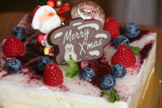 クリスマスケーキ 2016 その3_c0127494_1446509.jpg