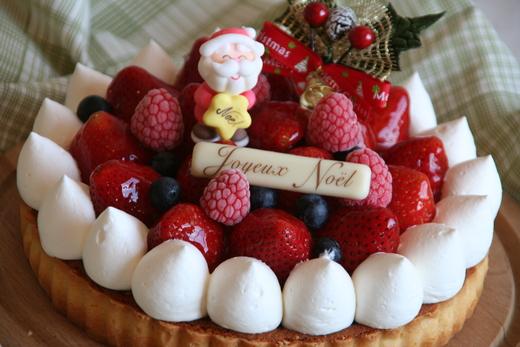 クリスマスケーキ 2016 その3_c0127494_15155382.jpg