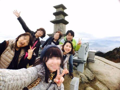 ワッタガッタ大邱 ⑰ピスル山へ登りました!_a0140305_03483793.jpg